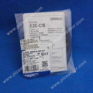 Omron proximity switch รุ่น E2E-S05S12-WC-C1