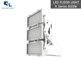 โคมฟลัดไลท์ LED 600W รุ่น SL-FLMP X Series
