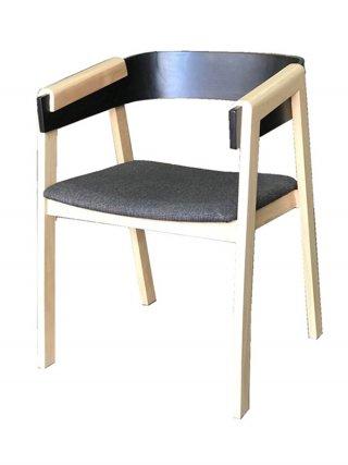 เก้าอี้อาร์มแชร์ไม้ รหัส CW-19