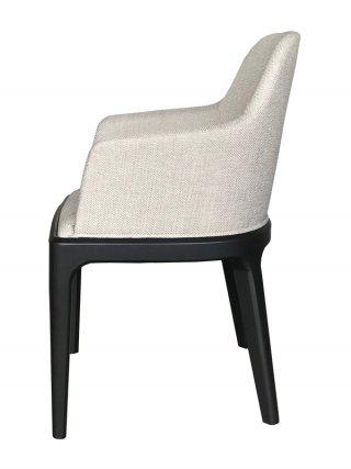 เก้าอี้อาร์มแชร์ไม้ รหัส CW-33