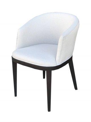 เก้าอี้อาร์มแชร์ไม้ รหัส CW-34