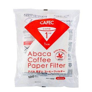 กระดาษกรอง 1 Cup Cafec