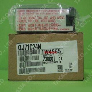 Mitsubishi meslec plc รุ่น QJ71C24N