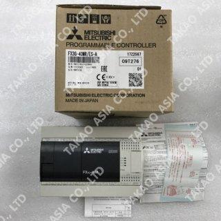 Mitsubishi A series plc รุ่น FX3G-40MR/ES-A