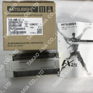 Mitsubishi plc รุ่น FX2N-48MR-UA1/UL