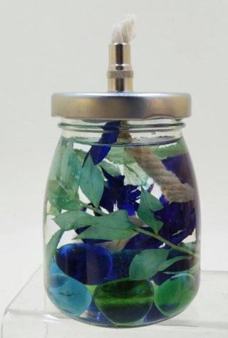 Herbarium Oil Lamp 1