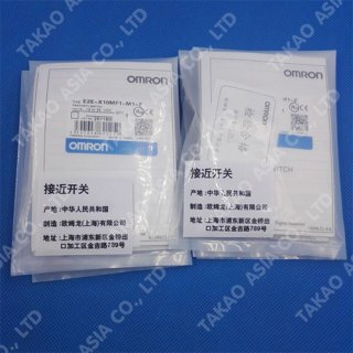 Omron proximity switch รุ่น E2E-X10MF1-M1-Z