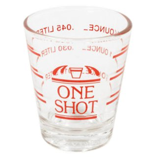 Glass Shot One Shot