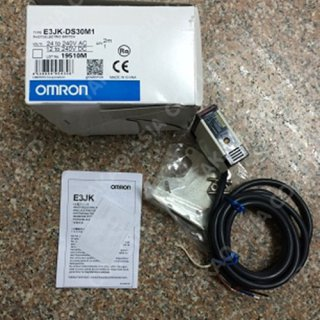 Omron Photoelectric switch รุ่น E3JK-DS30M1