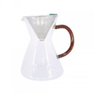 Coffee Server Glass Filter STL