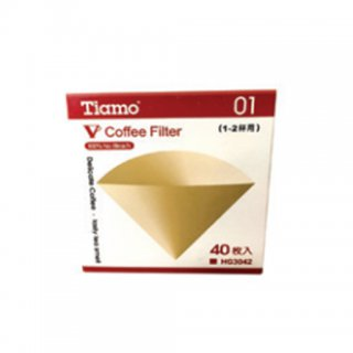 Tiamo Coffee Filter 101