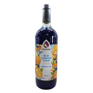 Bluecuracao Syrup