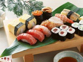 สอนทำซูชิ (sushi)