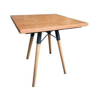 โต๊ะทรงเหลี่ยมข้อต่อเหล็ก รหัส TBS-02