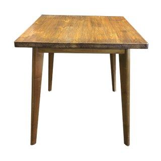 โต๊ะไม้ทรงเหลี่ยม รหัส TB-01