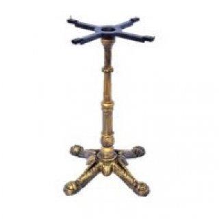 ขาโต๊ะเหล็ก หลุยส์ 4 แฉก รหัส SL 7
