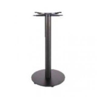 ขาโต๊ะเหล็กกลม ฐานปรับได้ รหัส SL 13