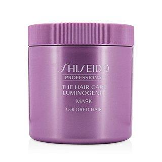 Shiseido The Hair Care Luminogenic Mask colour hair ขนาด 680ml.