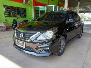 Nissan Almera 1.2 E Sportech (2015)