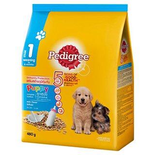 เพดดิกรี ลูกสุนัข สูตรลูกสุนัขช่วงหย่านม 6 เดือน