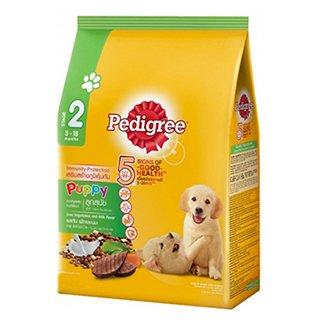 เพดดิกรี ลูกสุนัข สูตรลูกสุนัข 3 - 18 เดือน
