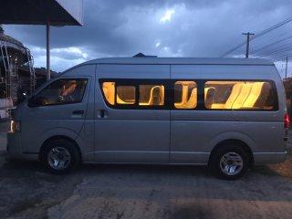 บริการรถตู้เที่ยวไทย ลาวใต้