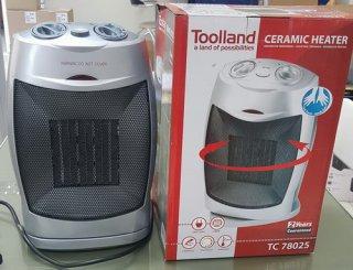 เครื่องทำความร้อน Toolland รุ่น TC78025