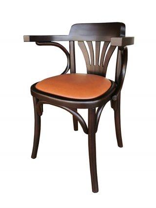 เก้าอี้ไม้เบาะนุ่ม รหัส CW-45