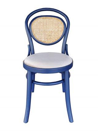 เก้าอี้ไม้ผสมหวาย รหัส CW-46