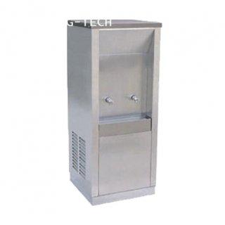 ตู้ทำน้ำเย็นสแตนเลส รุ่น MC-2PC
