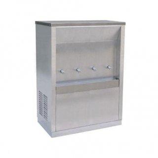 ตู้ทำน้ำเย็นสแตนเลส MAXCOOL 4 ก๊อก