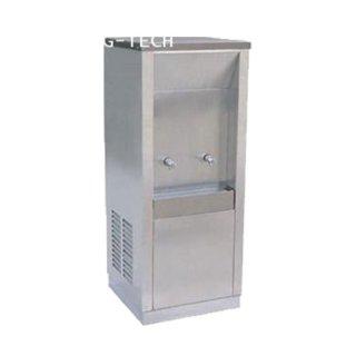 ตู้ทำน้ำเย็นสแตนเลส 2 หัวก๊อก