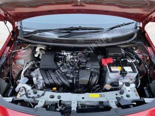 ให้เช่ารถ Nissan Almera (สีแดง)
