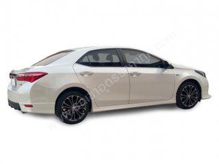 ให้เช่ารถ Toyota Altis (สีขาว)