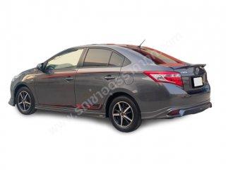 ให้เช่ารถ Toyota Vios (สีเทา)