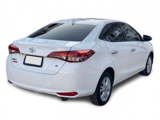 ให้เช่ารถ Toyota Yaris Ativ (สีขาว)