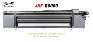 เครื่องพิมพ์ยูวี JHF R6000
