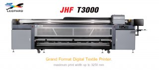 เครื่องพิมพ์ยูวี JHF T3000