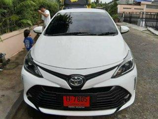เช่ารถ Toyota Vios 2019 อุดรธานี