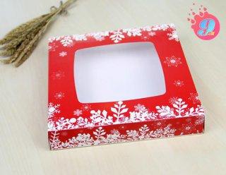 กล่องบราวนี่ คริสมาส (หน้าต่าง)