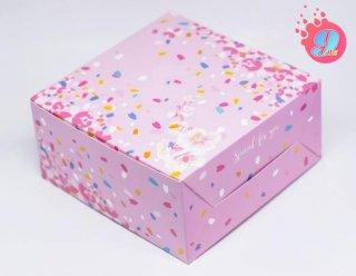 กล่องสแน็คเล็ก ซากุระ
