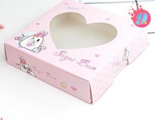 กล่องบราวนี่ ลาย Sugarbun 002