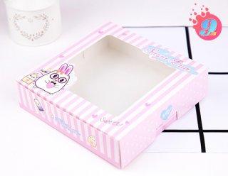 กล่องบราวนี่ ลาย Sugarbun 004