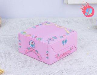 กล่องสแน็คเล็ก วันเดอร์ฟูล สีชมพู