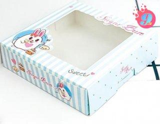 กล่องบราวนี่ ลาย Sugarbun 003