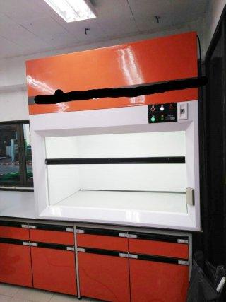 ตู้ระบายไอสารเคมี ขนาด 150x90x235