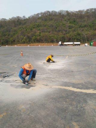 บริการ Epoxy Seal ซ่อมน้ำรั่วซึม