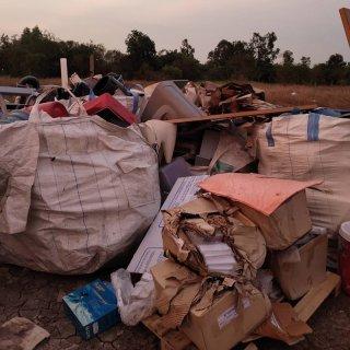 รับทิ้งขยะกิ่งไม้