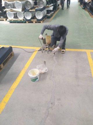 รับซ่อมรอยแตกร้าวในคอนกรีต จังหวัดฉะเชิงเทรา