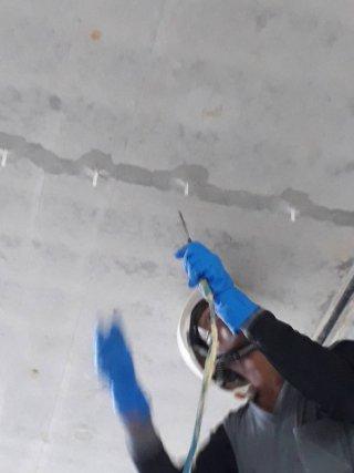 รับซ่อมผนังบ้านร้าวและรั่วซึม จังหวัดสระบุรี